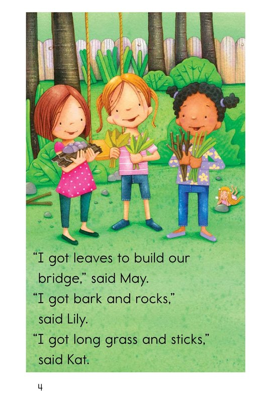 Book Preview For Let's Build a Fairy Bridge Page 4