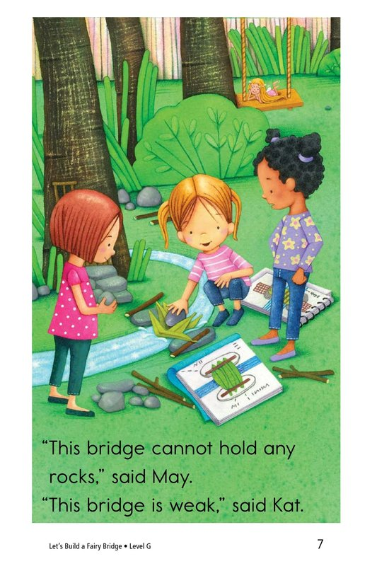 Book Preview For Let's Build a Fairy Bridge Page 7