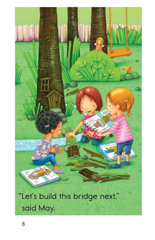 Book Preview For Let's Build a Fairy Bridge Page 8