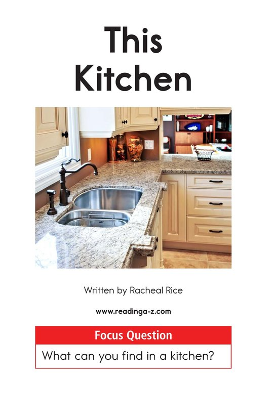 Book Preview For This Kitchen Page 1