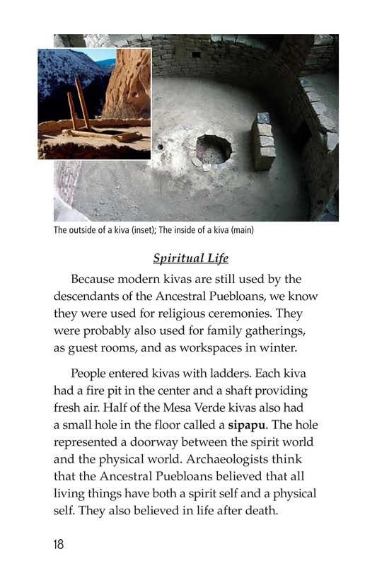 Book Preview For Ancient Cliff Dwellers Page 18