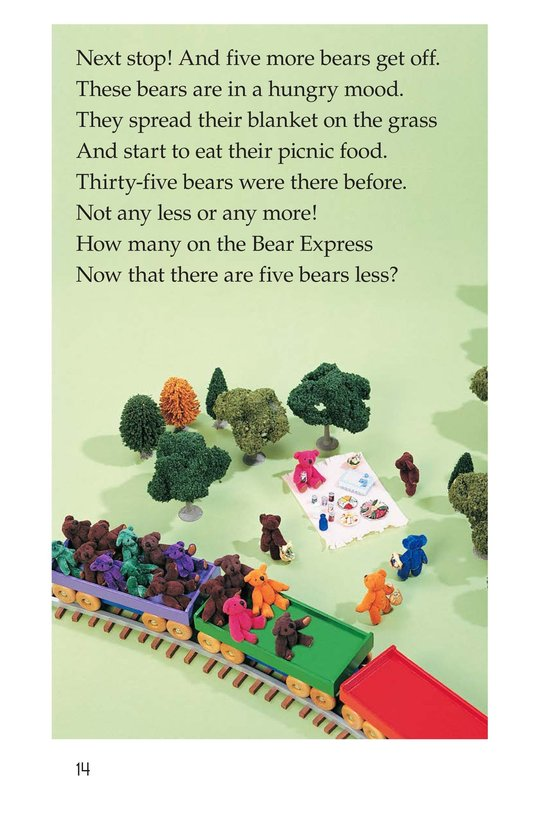 Book Preview For Counting on Bears Page 14