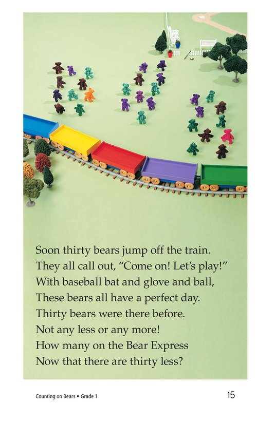 Book Preview For Counting on Bears Page 15