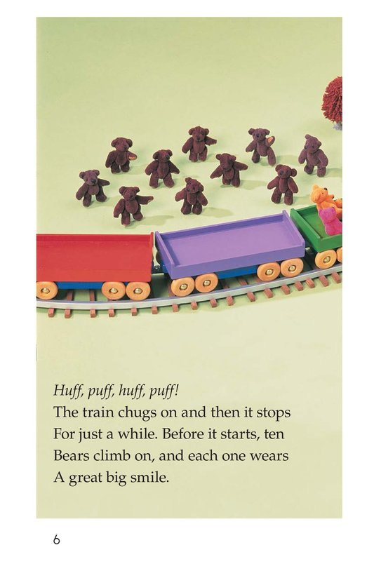 Book Preview For Counting on Bears Page 6