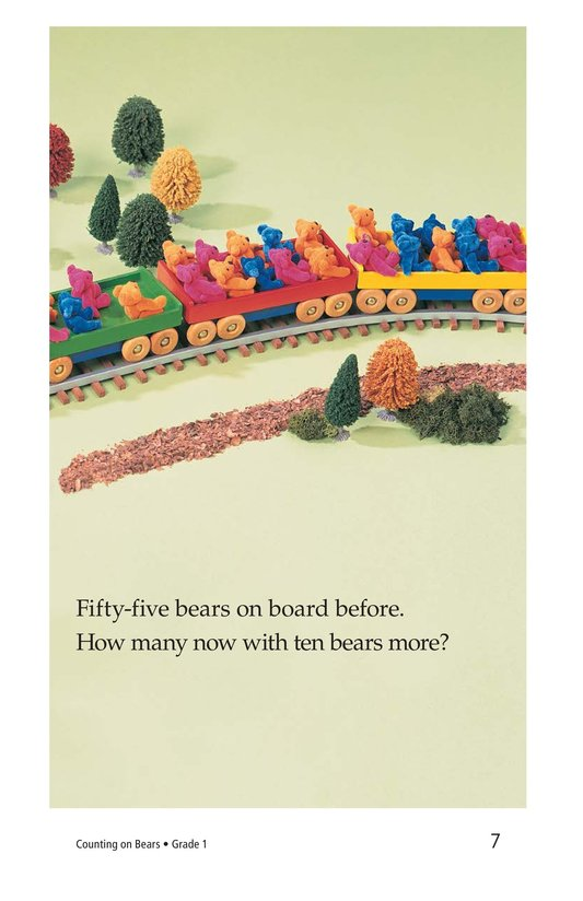 Book Preview For Counting on Bears Page 7