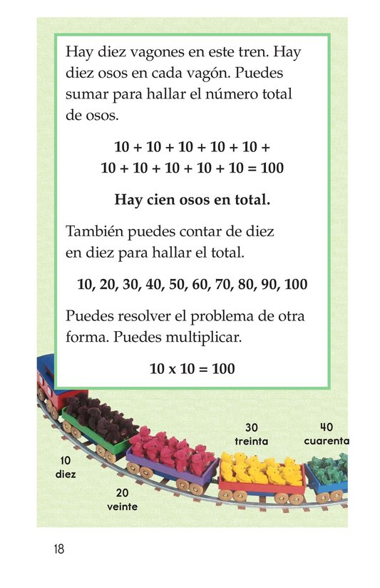 Book Preview For Real-Life Multiplication Page 18