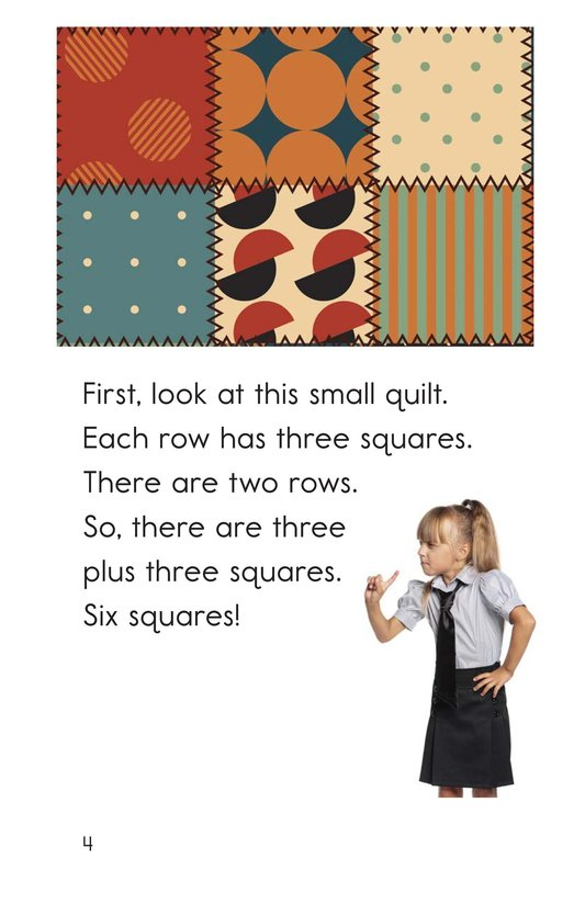 Book Preview For How Many Squares? Page 4