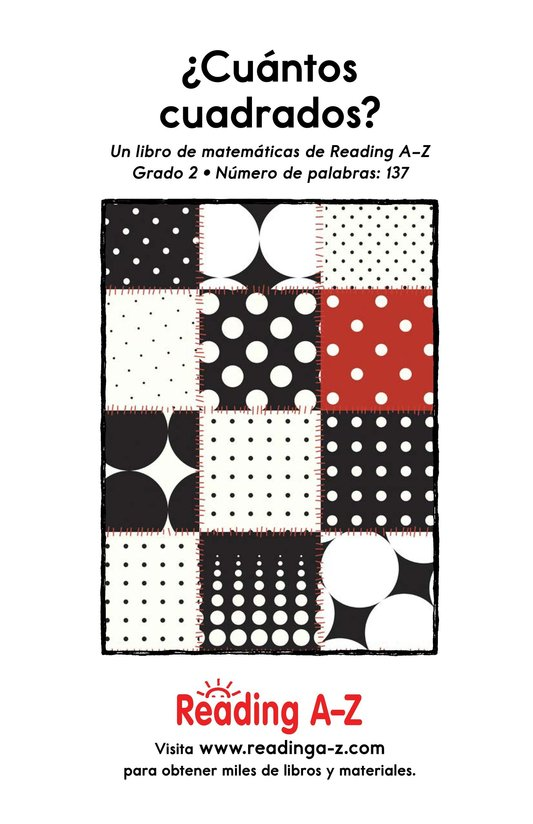 Book Preview For How Many Squares? Page 13