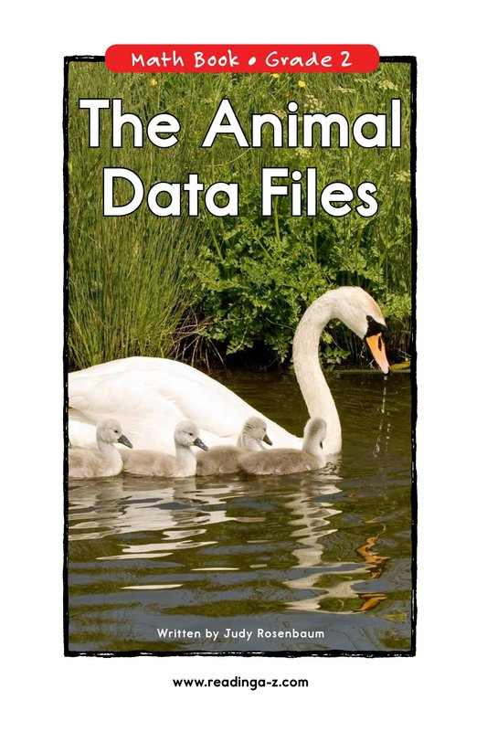 Book Preview For The Animal Data Files Page 0