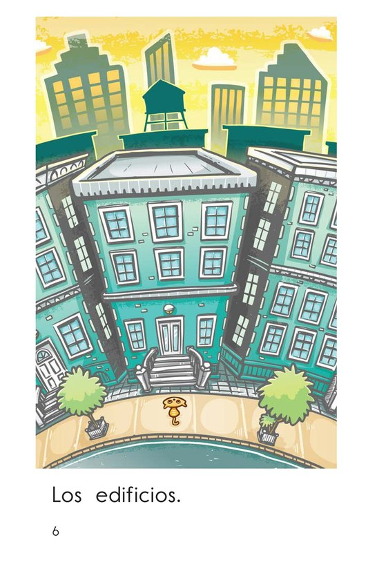 Book Preview For City Street Page 6