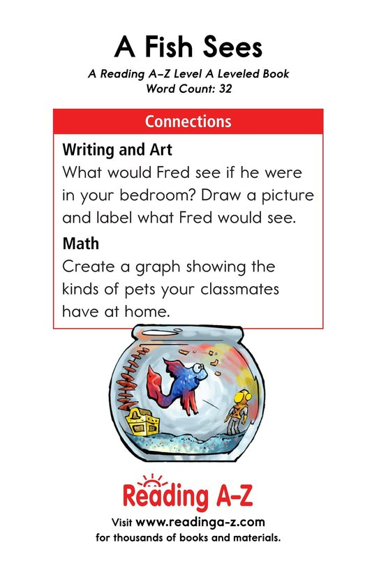 Book Preview For A Fish Sees Page 11