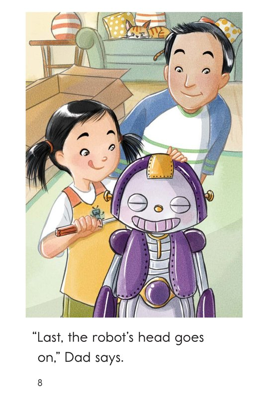 Book Preview For We Build a Robot Page 8