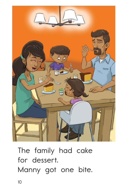 Book Preview For Take a Bite Page 10