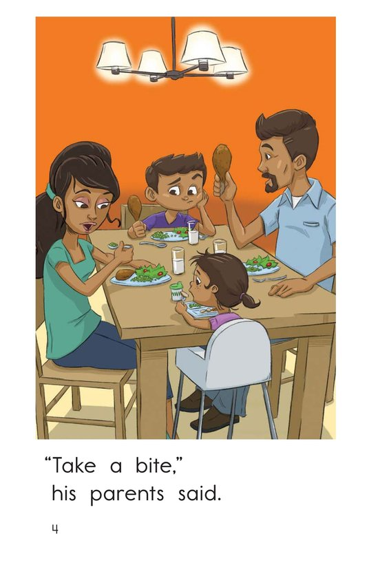 Book Preview For Take a Bite Page 4
