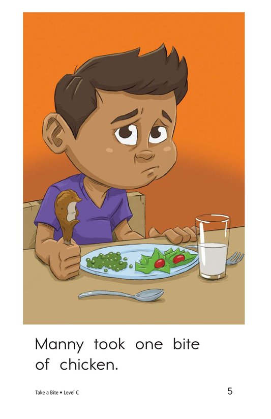 Book Preview For Take a Bite Page 5