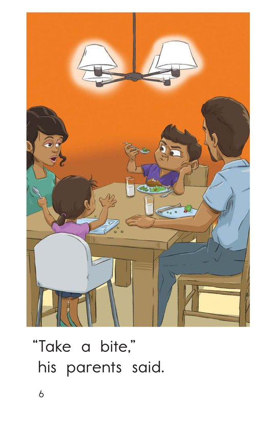 Book Preview For Take a Bite Page 6