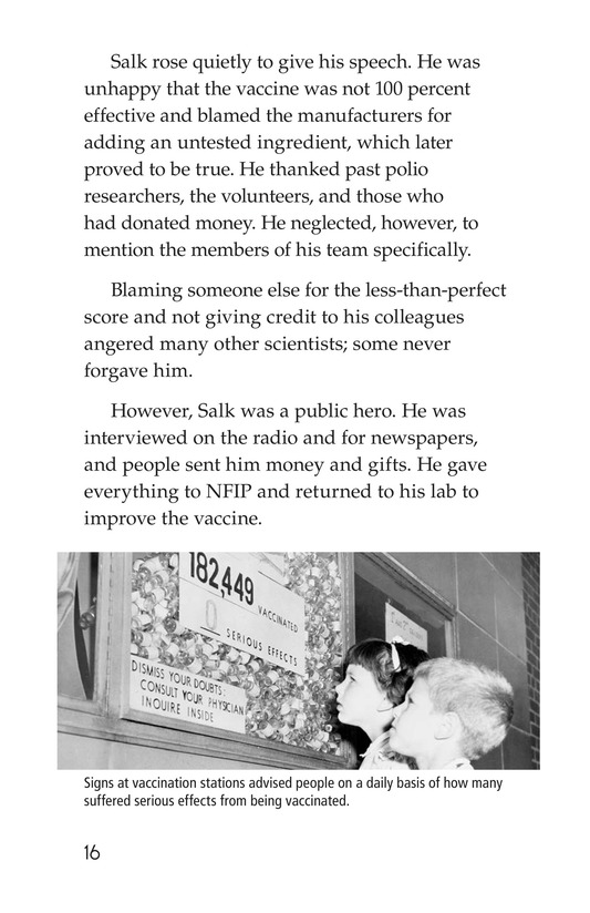 Book Preview For Jonas Salk Page 16
