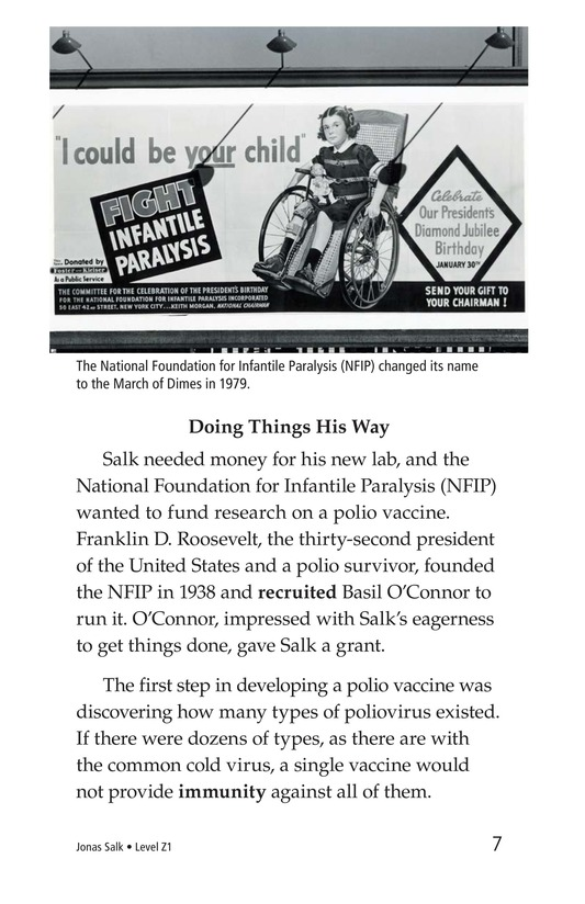 Book Preview For Jonas Salk Page 7