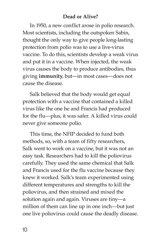 Book Preview For Jonas Salk Page 10