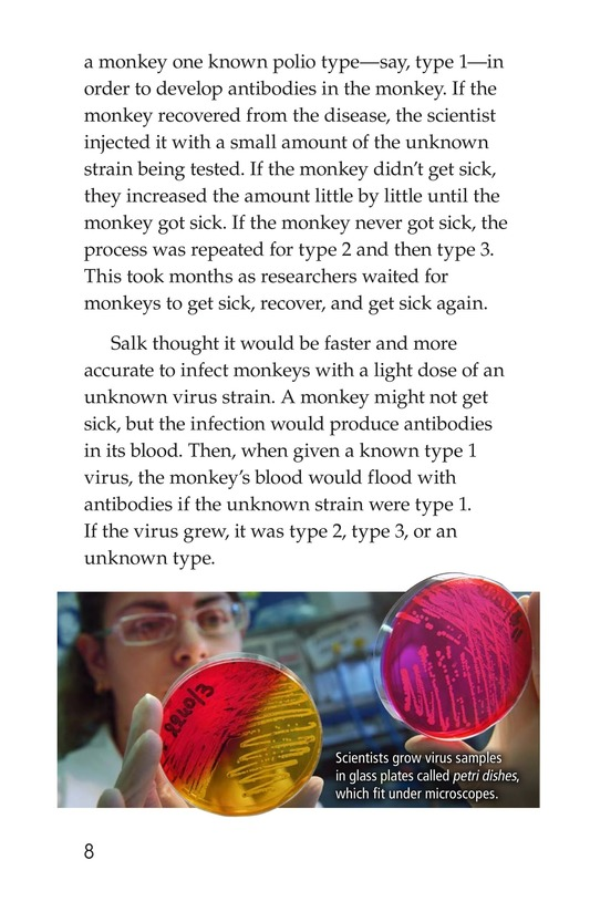 Book Preview For Jonas Salk Page 8