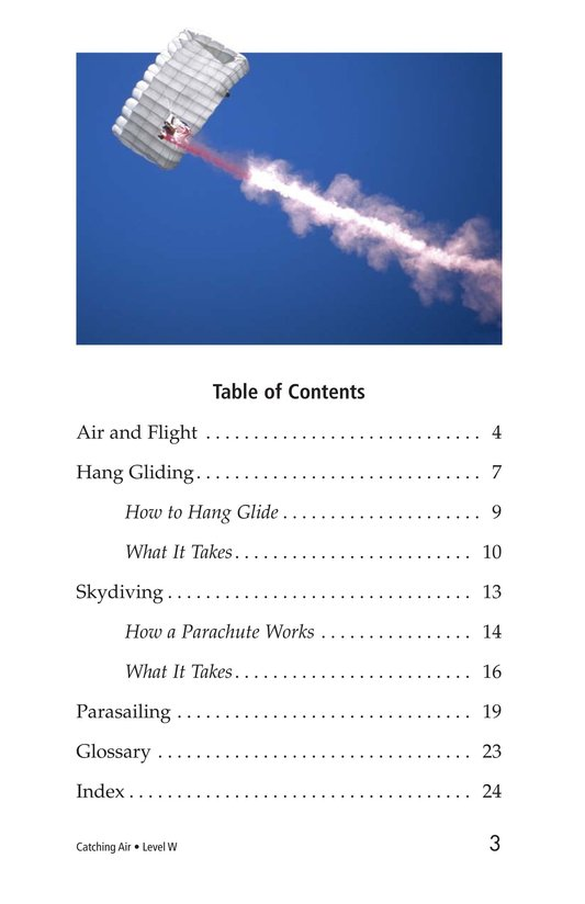 Book Preview For Catching Air Page 3
