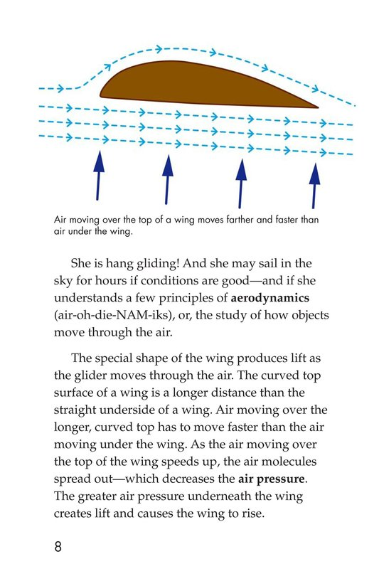 Book Preview For Catching Air Page 8