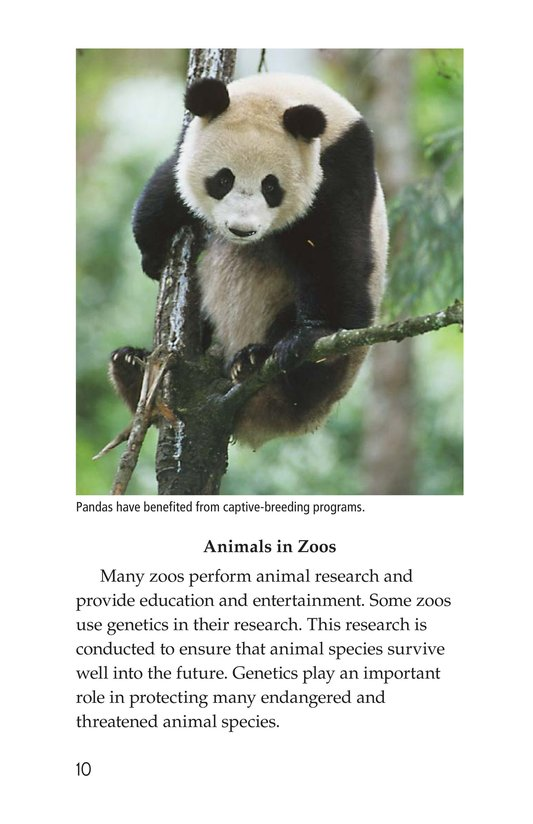Book Preview For Genetics at Work Page 10