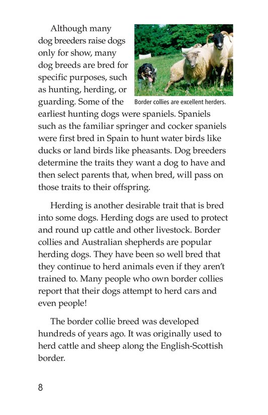 Book Preview For Genetics at Work Page 8