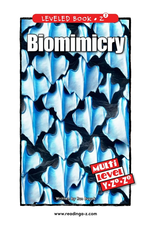 Book Preview For Biomimicry Page 0