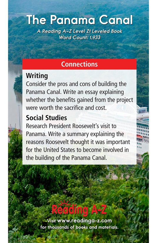 Book Preview For The Panama Canal Page 21