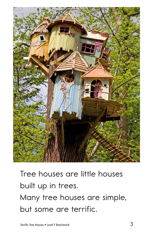 Book Preview For Terrific Tree Houses Page 3