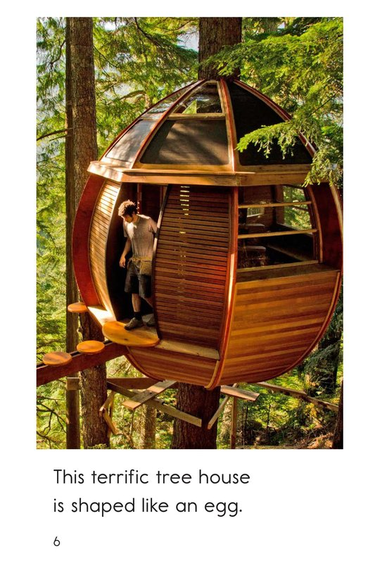 Book Preview For Terrific Tree Houses Page 6