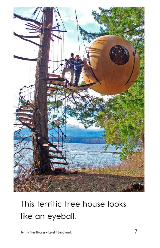 Book Preview For Terrific Tree Houses Page 7