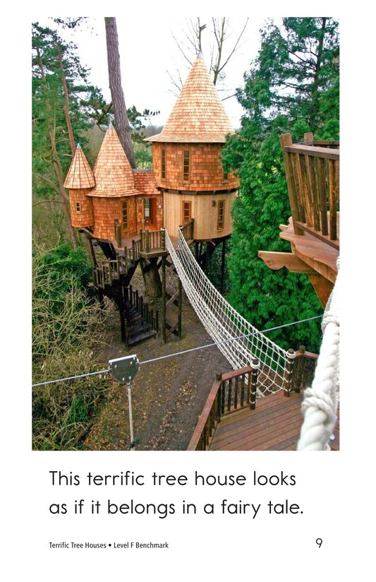 Book Preview For Terrific Tree Houses Page 9