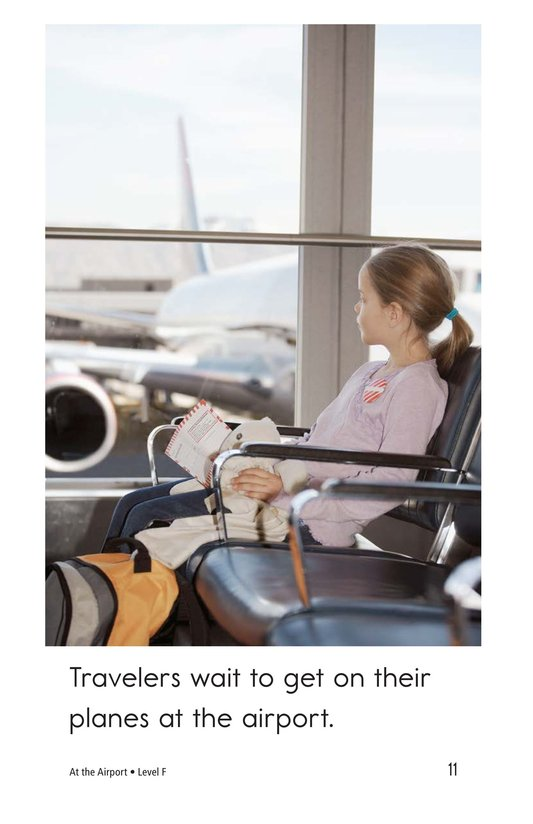Book Preview For At the Airport Page 11