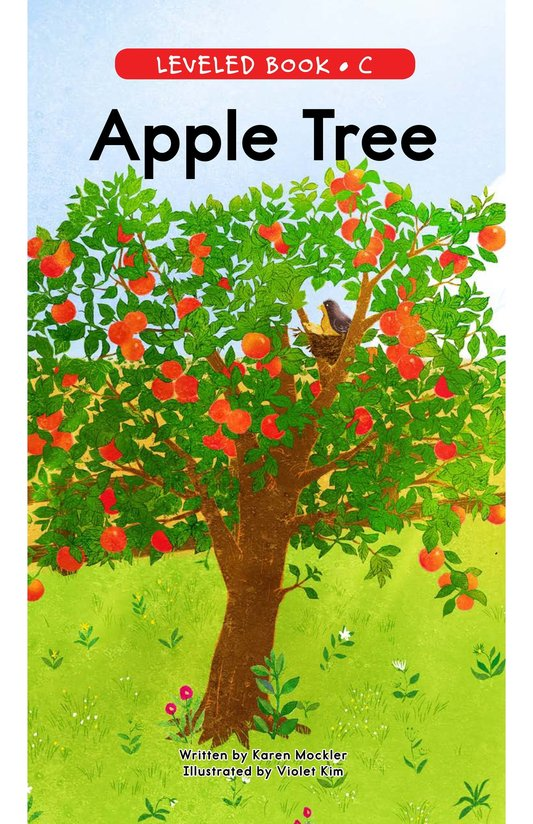 Book Preview For Apple Tree Page 0