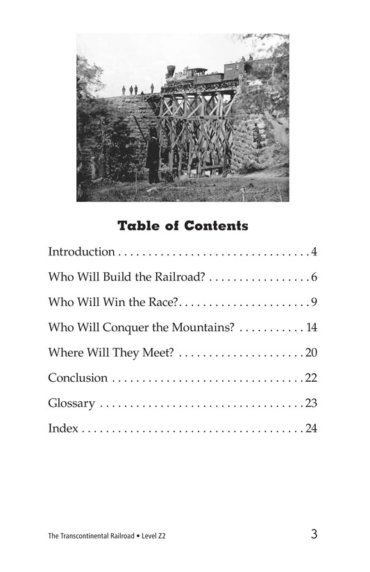 Book Preview For The Transcontinental Railroad Page 3