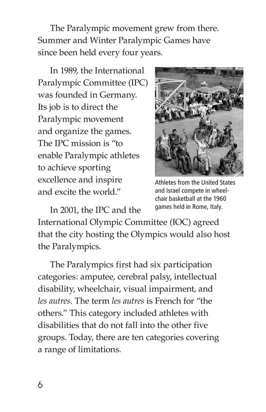 Book Preview For Adaptive Athletes Page 6