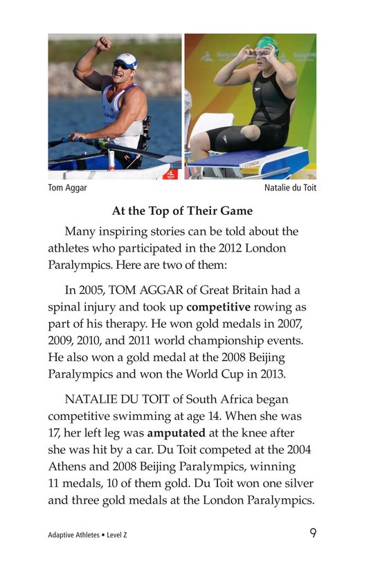 Book Preview For Adaptive Athletes Page 9