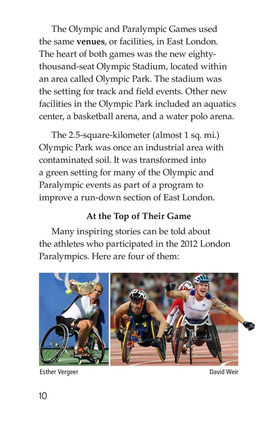 Book Preview For Adaptive Athletes Page 10