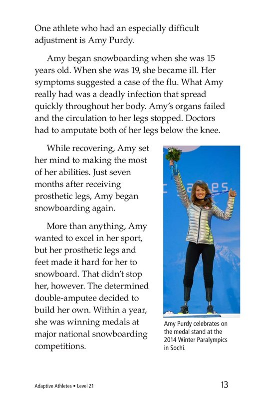 Book Preview For Adaptive Athletes Page 13