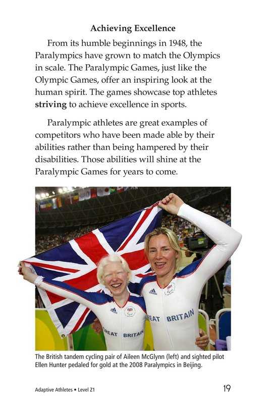 Book Preview For Adaptive Athletes Page 19