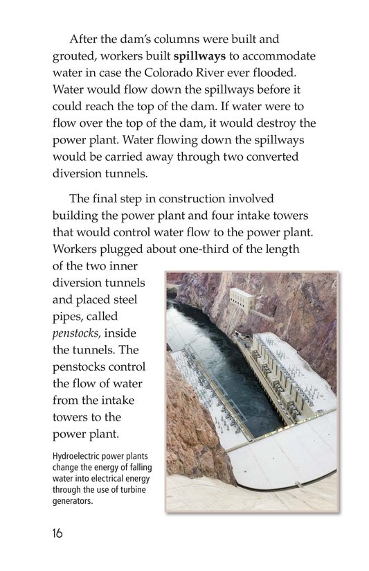 Book Preview For Hoover Dam Page 16