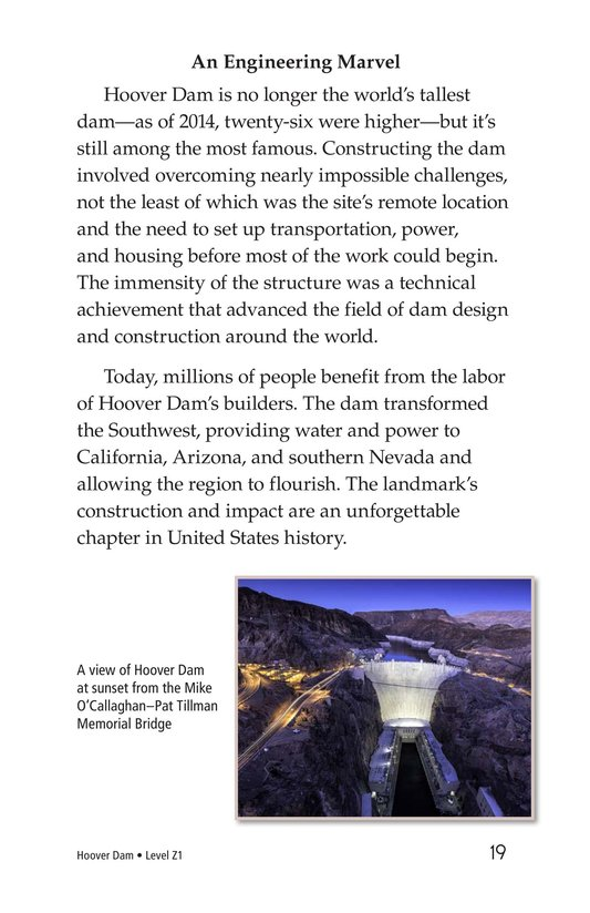 Book Preview For Hoover Dam Page 19