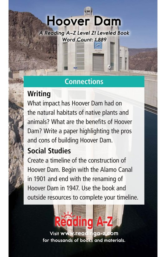 Book Preview For Hoover Dam Page 21