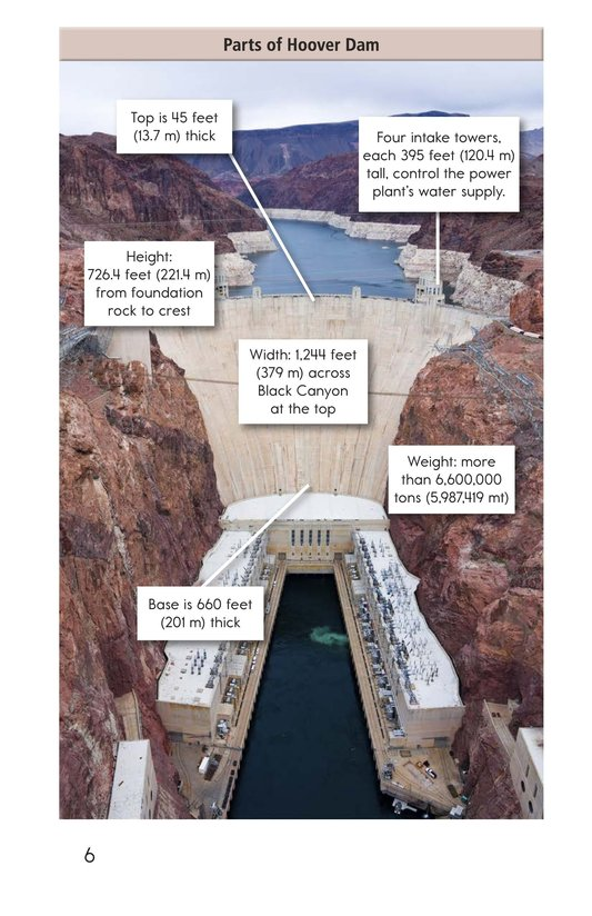 Book Preview For Hoover Dam Page 6