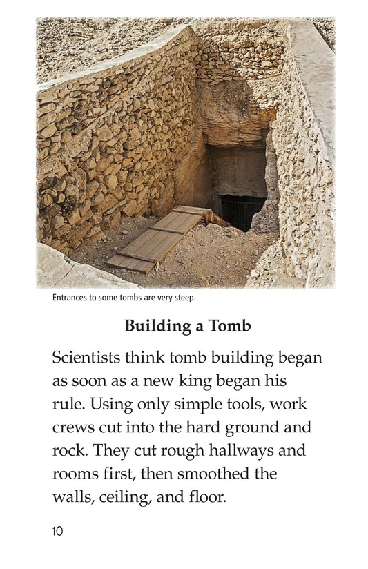 Book Preview For Valley of the Kings Page 10