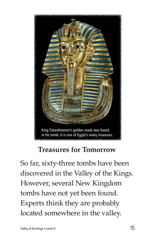 Book Preview For Valley of the Kings Page 15