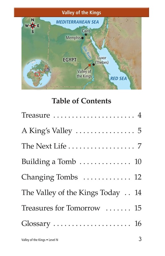 Book Preview For Valley of the Kings Page 3