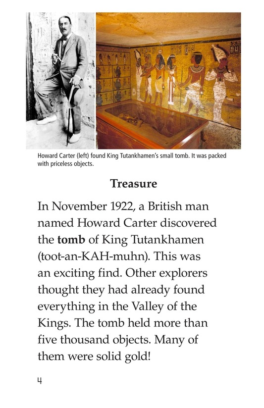Book Preview For Valley of the Kings Page 4